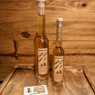 Honig Apfel-Zimt-Likör