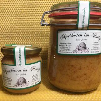 Aprikosen im Honig 250g und 1kg
