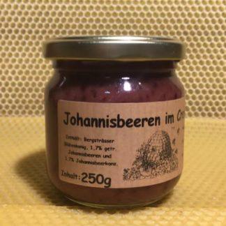 Johannisbeeren im Cremehonig 250g