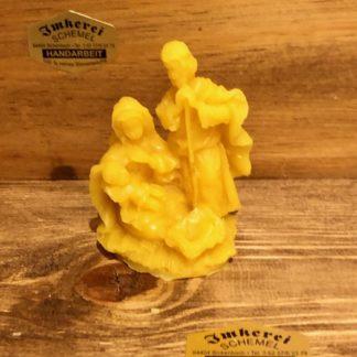 Krippe Maria und Josef klein